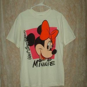 Walt Disney World Minnie Mouse T-shirt - medium
